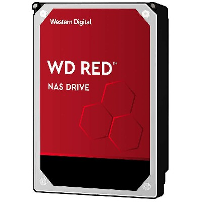 WD Red WD40EFRX 4 To - Disque dur serveur h.24
